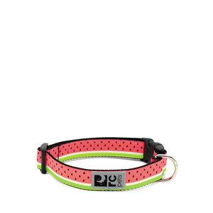 RC Pets Clip Collar Watermelon