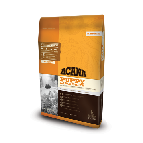 Acana Dog Heritage Puppy Large Breed 11.4kg