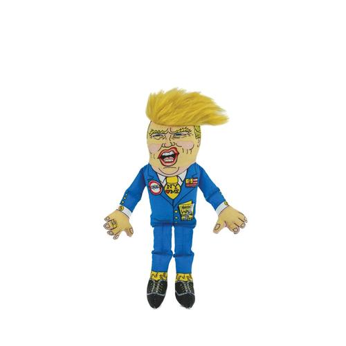 Fuzzu Donald Toy Cat