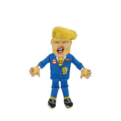 Fuzzu Donald Dog Toy