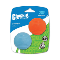 Fetch Ball Small 2 pack