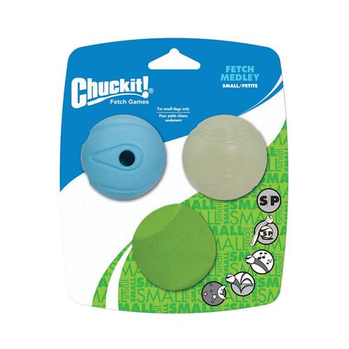 Chuckit Fetch Ball Medley