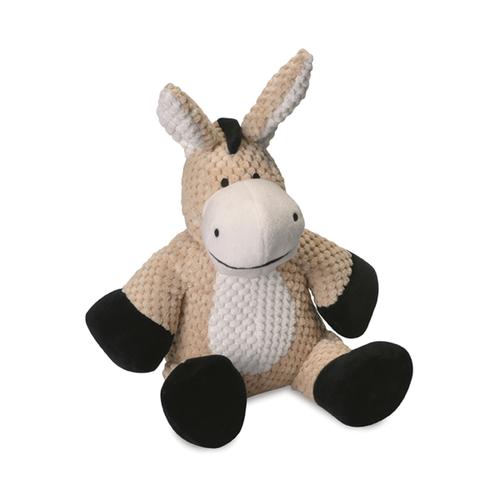 GoDog Checkered Donkey Chewguard Mini