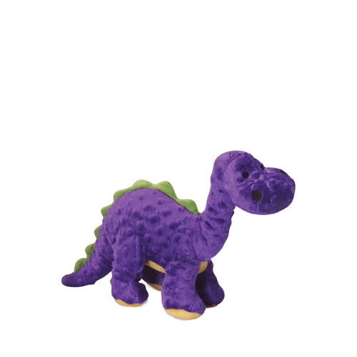 GoDog Checkered Dinosaur Purple Large
