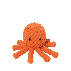 Jax & Bones Rope Toy Elton the Octopus Small