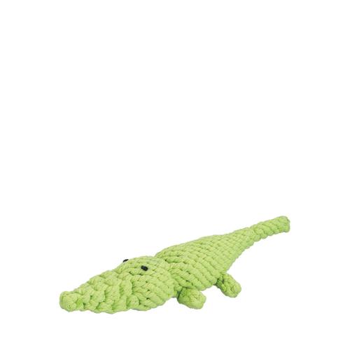 Jax & Bones Rope Toy Artie the Alligator Small