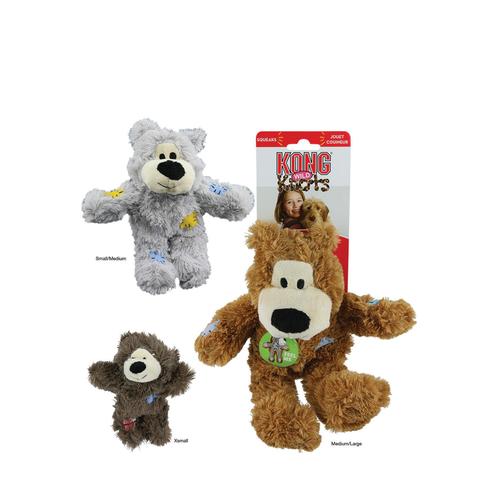 Kong Dog Wild Knots Bear
