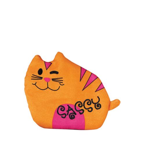 Kong Cat Purrsonality Sassy Toy