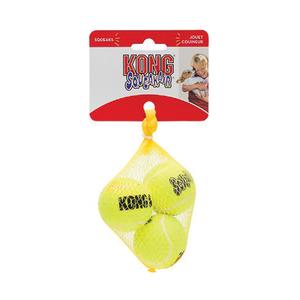 Kong AirDog Tennis Squeaker Balls XSmall 3 pack