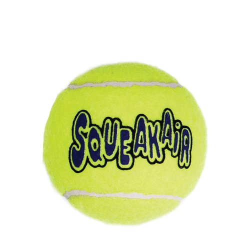 Kong AirDog Tennis Squeaker Ball Medium