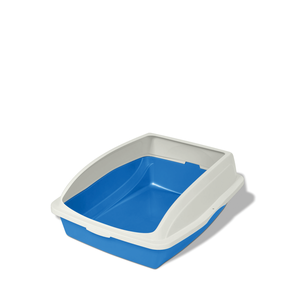 Vanness Litter Pan With Rim Large