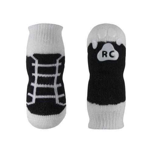 RC Pets Pawks Black Sneakers
