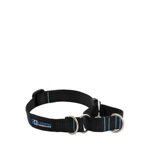 RC Pets CE Collar Webbing Martingale Black