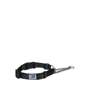 RC Pets CE Collar Quick Release Martingale Black