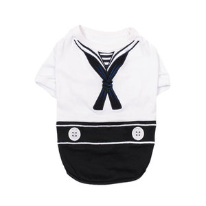 Parisian Pet T-Shirt Halloween Sailor