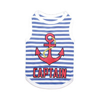 T-Shirt Halloween Captain