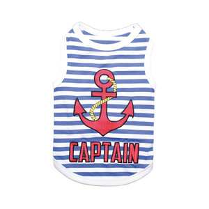 Parisian Pet T-Shirt Halloween Captain