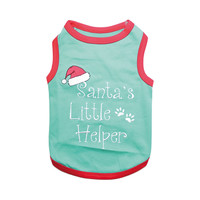 T-Shirt Christmas Santas Helper