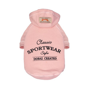 Parisian Pet Parisian Fashion Shirt Sportwear Hoodie Pink