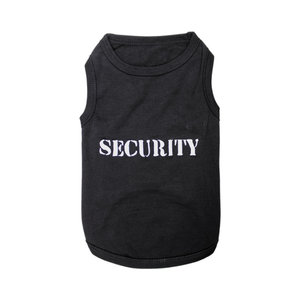 Parisian Pet T-Shirt Security