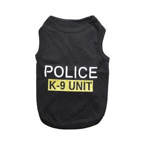 Parisian Pet T-Shirt Police