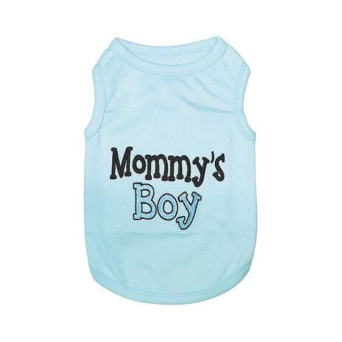 Parisian Pet T-Shirt Mommys Boy