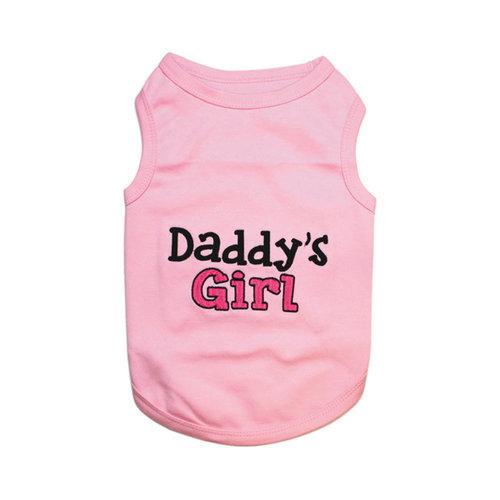 Parisian Pet T-Shirt Daddys Girl