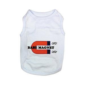Parisian Pet T-Shirt Babe Magnet