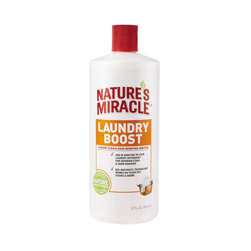 Nature's Miracle Laundry Boost Stain & Odor Additive 32oz