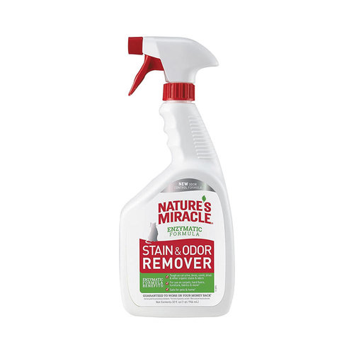 Nature's Miracle Cat Stain/Odor Remover 32oz