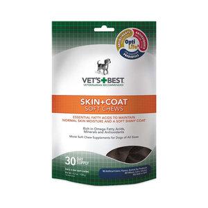 Vets Best Dog Skin/Coat Soft Chews 30ct