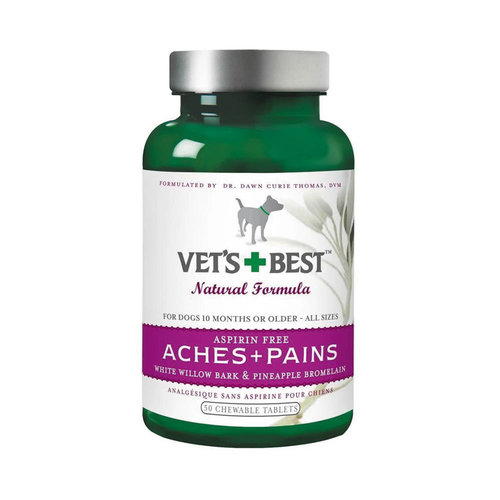 Vets Best Aches & Pains 50 Tab