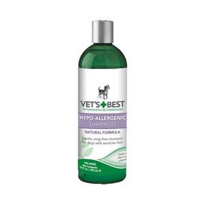 Vets Best Dog Hypo Allergenic Shampoo 16oz