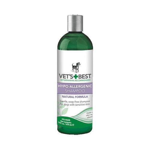 Vets Best Hypo Allergenic Shampoo 16oz