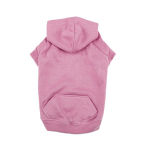 Casual Canine Basic Hoodie Pink