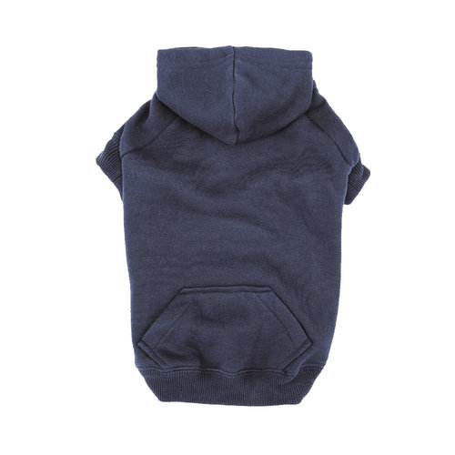 Casual Canine Basic Hoodie Blue