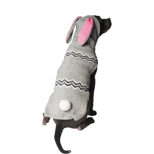 Chilly Dog Sweater Bunny Hoodie