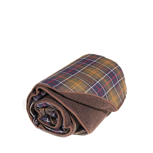 Barbour Blanket Classic/Brown Medium