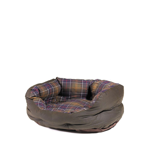 Barbour Bed Waxed Cotton Classic/Olive
