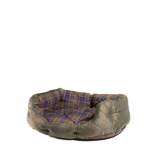 Barbour Bed Quilted Olive