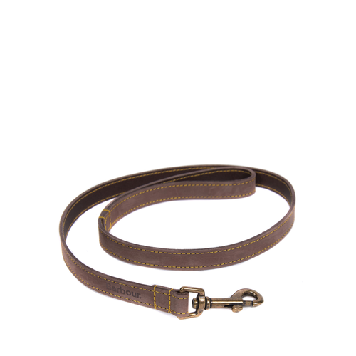 Barbour Leash Leather