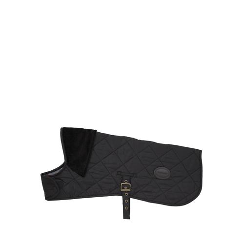 Barbour Coat Quilted/Cotton Black