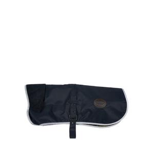 Barbour Coat Nylon/Fleece Navy