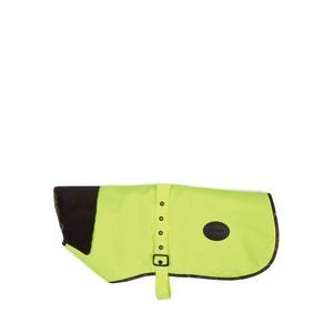Barbour Coat Nylon/Fleece Neon