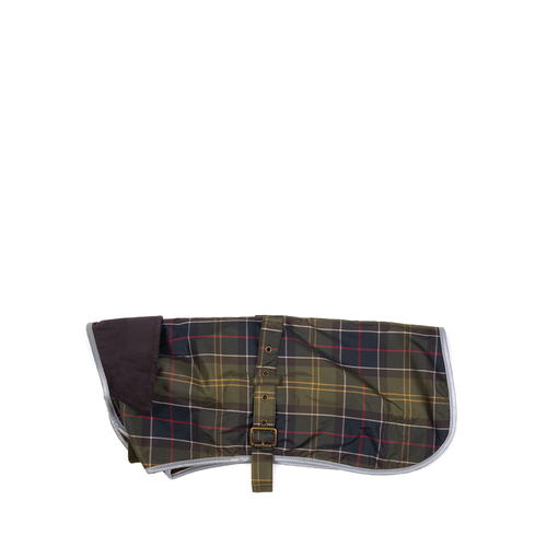Barbour Coat Tartan Nylon/Fleece