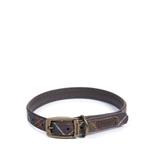Barbour Collar Leather/Cotton Classic