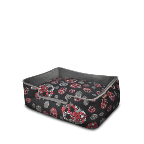 PLAY Lounge Bed Skulls&Roses