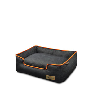 PLAY Lounge Bed Denim Orange