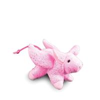 Play N Squeak Pigs Fly Cat Toy