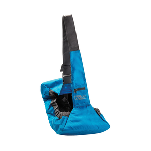Outward Hound PoochPouch Sling Carrier Blue Small